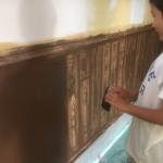赤坂で塗装工事