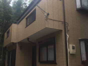 我孫子市湖北 O様邸 外壁屋根塗装事例