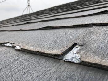 我孫子市 並木 火災保険 屋根 パミール カバー工法 合い見積もり負けなし 補助金制度