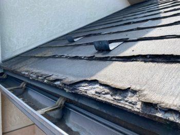 我孫子市ナンバーワン 外壁塗装 一塗一会 パミール屋根 葺き替え